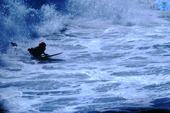 9-20-1969--Huntington Beach Calif (25) (foundslides) Tags: pictures ocean ca usa 1969 beach found photography coast photo surf kodak surfer picture surfing slidefilm 1960s kodachrome slides foundslides califronia transparencies srufers irmalouiserudd johnhrudd