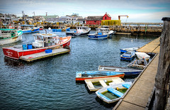 Early morning at Rockport Harbor (WilliamND4) Tags: water boats dock nikon ship rockport d610 motif1