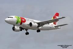 CS-TTR EGLL 20-05-2016 (Burmarrad) Tags: portugal cn aircraft airline airbus tap registration 1756 egll a319112 csttr 20052016