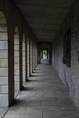Arcade, Brompton Cemetery, London, UK (littledutchboy) Tags: uk london