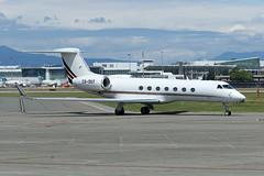 NetJets Europe   Gulfstream G550   CS-DKF (Globespotter) Tags: europe gulfstream netjets g550 csdkf vancouverintl