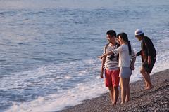 IMG_4957 (anniechiu23) Tags: ocean people taiwan  hualien