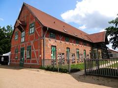 erneuertes Fachwerk (Sophia-Fatima) Tags: deutschland halftimbered fachwerk mecklenburgvorpommern landesgesttredefin