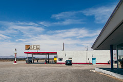 (el zopilote) Tags: amboy california architecture street townscape landscape smalltowns signs wheels cars people clouds powerlines mojavedesert us66 canon eos 5dmarkii canonef24105mmf4lisusm fullframe wow