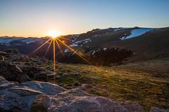 Rocky Mountain National Park 6 (Randy Keeton) Tags: park blue sunset sky sun mountain green nature landscape outside outdoors rocks rocky alpine national randy keeton
