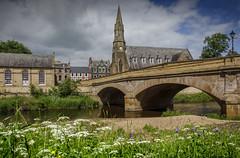 Morpeth, Northumberland (DM Allan) Tags: summer river northumberland morpeth wansbeck