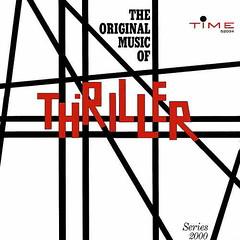 Thriller (davidgideon) Tags: records percussion vinyl lp exotica spaceagepop