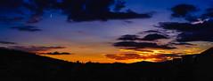 A Dalmatian Sunset (norsez {Thx for 13 million views!}) Tags: panorama classic lens raw fuji fujifilm 40mm voightlander manualfocus stitched nokton cmos xp1 fastlens apsc xpro1 xtrans fujixpro1 fujifilmxpro1