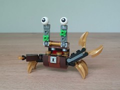 LEGO MIXELS LEWT LEGO 41568 Pyrratz Mixels Series 8 (Totobricks) Tags: make lego howto instructions build lewt series8 mixels legomixels totobricks pyrratz lego41568