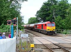 60044 at Lydney. (curly42) Tags: transport railway tug dbs murco class60 60044 6b13