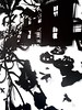 MBosley_MindYourOwnBeekeeperdetail2 (TheWayThingsWere) Tags: silhouette paperart silhouettes papercut papercuts papercutting mollybosley