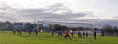 Queens Rangers 1, Penryn Athletic 4, Cornwall Junior Cup 4th round, January 2016 (darren.luke) Tags: landscape football cornwall queens fc rangers grassroots cornish penryn nonleague