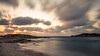 Nahsholim sunset