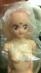 Sailor Moon Irwin Toys Wicked Lady- chop shop? (BlackKat) Tags: ooak restore custom sailormoon reroot blacklady wickedlady irwintoys