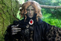 Portraits (HyperLaceAlchemists) Tags: rumplestiltskin ouat doll simply divine alec cosplay sorcerer wizard fantasy bjd