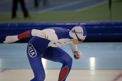 A37W0318 (rieshug 1) Tags: ladies sport skating worldcup groningen isu dames schaatsen speedskating kardinge 1000m eisschnelllauf juniorworldcup knsb sportcentrumkardinge worldcupjunioren kardingeicestadium sportstadiumkardinge