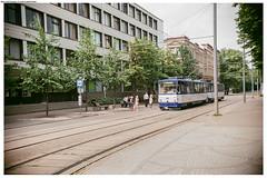 Tramvajs (Mika Stetsovski) Tags: city latvia riga canona2