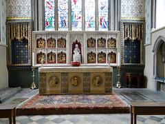 Llandaff Cathedral, Cardiff (Sheepdog Rex) Tags: reredos altars llandaffcathedral cardiff