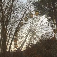 Ferris Wheel Of Doom (KelseyDoherty) Tags: fall wheel ferris erie whimiscal
