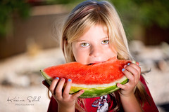 Summer Fun (KarinaSchuh) Tags: summer newmexico sarah outdoor turtle watermelon portraiture heat alamogordo individuals oterocounty outdoorportraiture outdoorphotographer newmexicophotographer