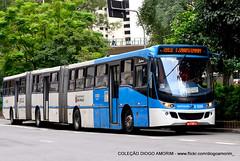 6 1588 (American Bus Pics) Tags: volvo caio biarticulado