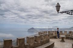 Erice (Trapani - Sicilia) (04) (Mau1962) Tags: italy nikon italia isle sicilia erice trapani isola nikond5000