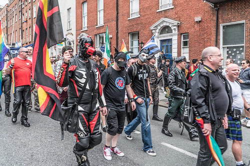 PRIDE PARADE AND FESTIVAL [DUBLIN 2016]-118148