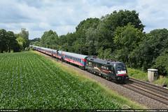 MRCE ES 64 U2-036 'HKX' (BTE ES 64 U2-036, 182 536) bei Hasbergen #0072 (146 106) Tags: canon mark iii 5d locomotive independenceday taurus bahn lokomotive lok bte mrce ef24105mmf4lisusm hasbergen br182 es64u2 hhas hkx 182536