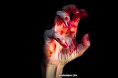 Wrath (DAVD PEA PREZ) Tags: hand mano ira wrath