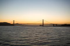 Sunrise Golden Gate Bridge (Dooquie) Tags: adventure alaska alaskacruise bridge canoneos5dmarkiii cruise family fun goldengatebridge ocean outdoor pacificocean sanfrancisco sunrise vacation california unitedstates us sanfranciscobay sun