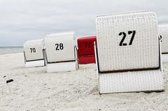 Zingst Strandkrbe-2 (volker.foellmer) Tags: strand orte zingst 2016 umweltfotofestival