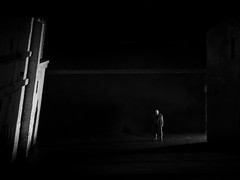 () Tags: life street red blackandwhite music black monochrome wall dance doors horizon ghost gothic grain surreal gift mysterious intriguing vignette           romantism