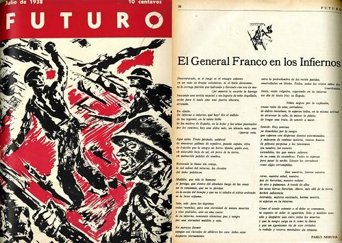 El General Franco de los Infiernos