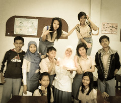 2013-02-26 13.46.24-1 (hilmancung) Tags: school love freedom high team friend class faded memory hopes aged past fears vignette