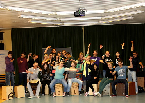 Cajon Workshop - Percussion Academy -