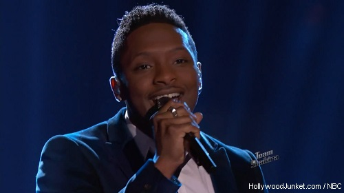 "Kris Thomas ""Adorn"" – THE VOICE Live Show Night Two Video"