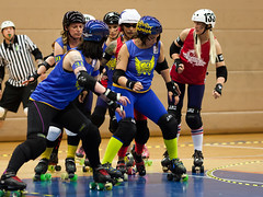 """Stockholm BSTRDs vs. Dock City Rollers-13 • <a style=""""font-size:0.8em;"""" href=""""http://www.flickr.com/photos/60822537@N07/8995164667/"""" target=""""_blank"""">View on Flickr</a>"""