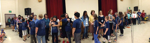 Saying Goodbye to our 5th Grade Students…