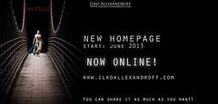 New homepage! (Ilko Allexandroff / イルコ・光の魔術師) Tags: new portrait japanese homepage ilko strobist allexandroff