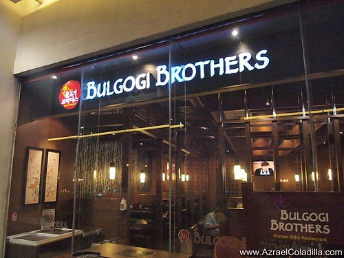 Bulgogi Brothers in SM MOA