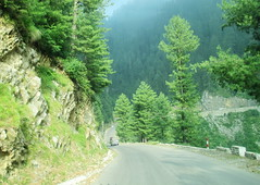 On way to Murree (Gordhan Valasai) Tags: tour quest murree nathiagali nawabshah balakot mansehra 2013