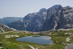 I Laghi dei Piani (querin.rene) Tags: trekking lago italia montagna belluno dolomiti altoadige veneto dobbiaco trecimedilavaredo qdesign rifugiolocatelli laghideipiani renquerin