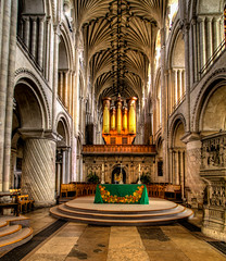 "Norwich Cathedral • <a style=""font-size:0.8em;"" href=""http://www.flickr.com/photos/53908815@N02/9566606692/"" target=""_blank"">View on Flickr</a>"