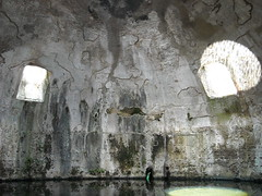 "So-called ""Tempio di Mercurio"" (about 40-30 BC), precursory of Pantheon (2nd century AD) - The ""Imperial Palatium"" of Baia (Naples), so-called Baths of Baia (* Karl *) Tags: italy baia palatiumbaianum"