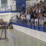 """<b>Aquatic Center Dedication Ceremony</b><br/> Photo by Aaron Zauner<a href=""""http://farm8.static.flickr.com/7339/10143880224_dffebc53dd_o.jpg"""" title=""""High res"""">∝</a>"""