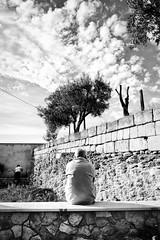 Attese (Andrea Scire') Tags: andrea biancoenero scirè andreascire andreascirè ©phandreascire
