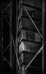 Apartment Living (BrightonJel) Tags: uk london lamp architecture apartment flat structure neobankside