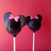 "Minnie Mouse inspired cake pops • <a style=""font-size:0.8em;"" href=""https://www.flickr.com/photos/59736392@N02/10617088796/"" target=""_blank"">View on Flickr</a>"