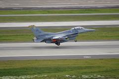 F-16C (Msaporito) Tags: pdx f16c kpdx pdxmilitary 388thfighterwing 4thfightersquadron