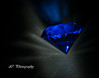 """""""Better a diamond with a flaw than a pebble without.""""  ― Confucius (Vividsaaga - Daniel C) Tags: blue reflections random gem dmcg5"""